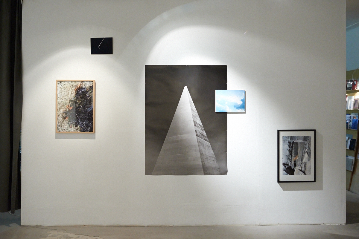 «On Aether» exhibition, FotoDepartament Gallery, St. Petersburg, Russia - March/April 2015